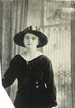 Grandpa John's first wife, Nellie Egerton.