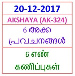 20-12-2017 6 NOS Predictions AKSHAYA (AK-324)