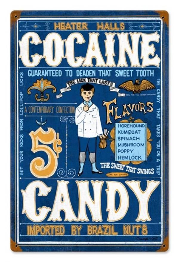 99 Wow Cocaine Lollipops Morphine Infant