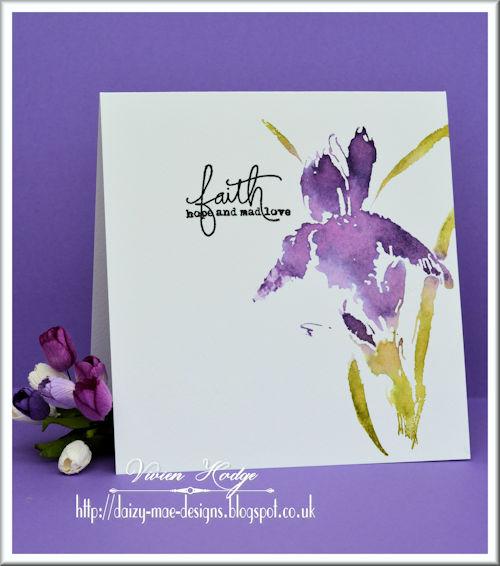 Purple, Iris, Penny Black,LIM, CAS