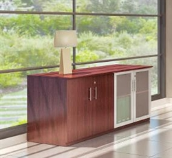 MVLC Low Wall Medina Cabinet That Locks