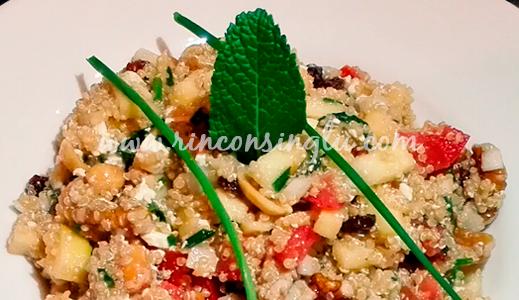 quinoa sin gluten para celiacos