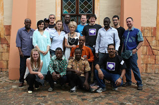 The African Network For Localization (ANLoc) conference group photo