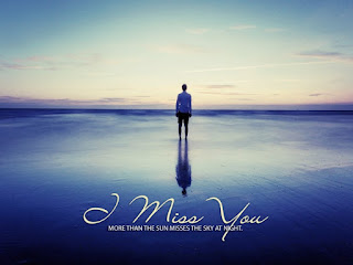 i miss you picture of alone boy standing