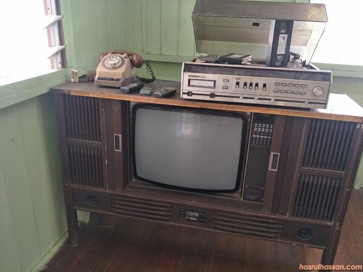 Gambar Dalam Rumah Antik di Windmill PD Farm