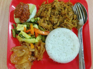 Kuliner Indonesia - Nasi Empal Pengampon
