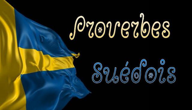 Proverbes de la Suède traduits en français.