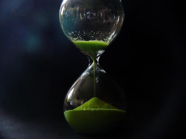 Zeit und Glück und Zufriedenheit