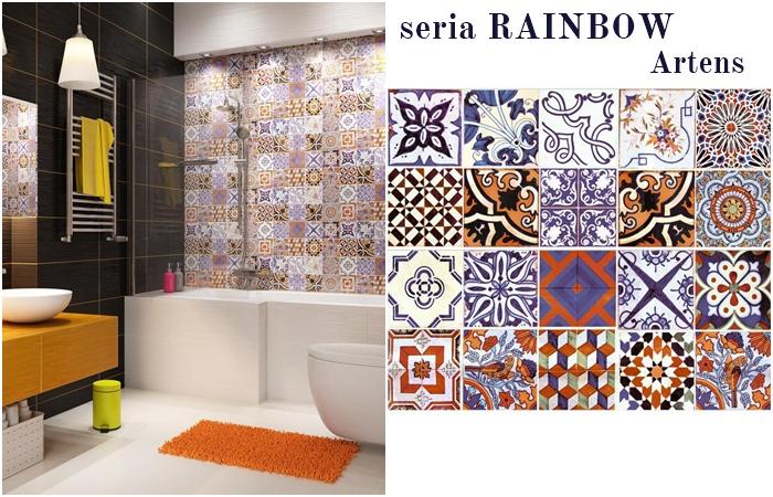rainbow artens | patchwork dekor