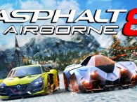 Update Asphalt 8 Airborne V2.5.0  MOD + Full Apk + Data Terbaru