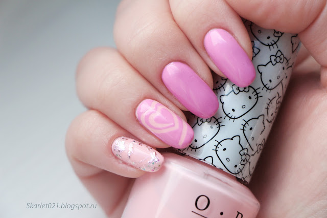 OPI collection Hello Kitty / весна 2016