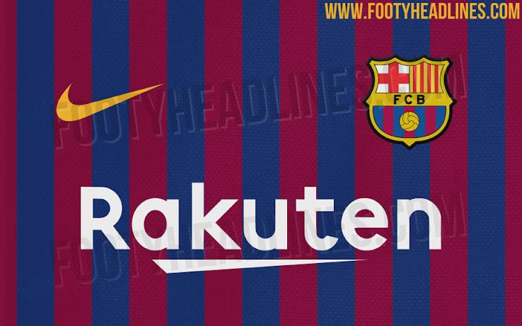 FC Barcelona 2018 2019 camiseta