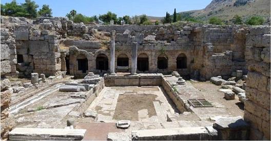 Παγκόσμια Ημέρα Νερού: Περιήγηση στις Κρήνες της Αρχαίας Κορίνθου