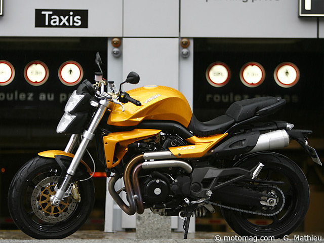 Voxan VX10 Nefertiti Motorbike