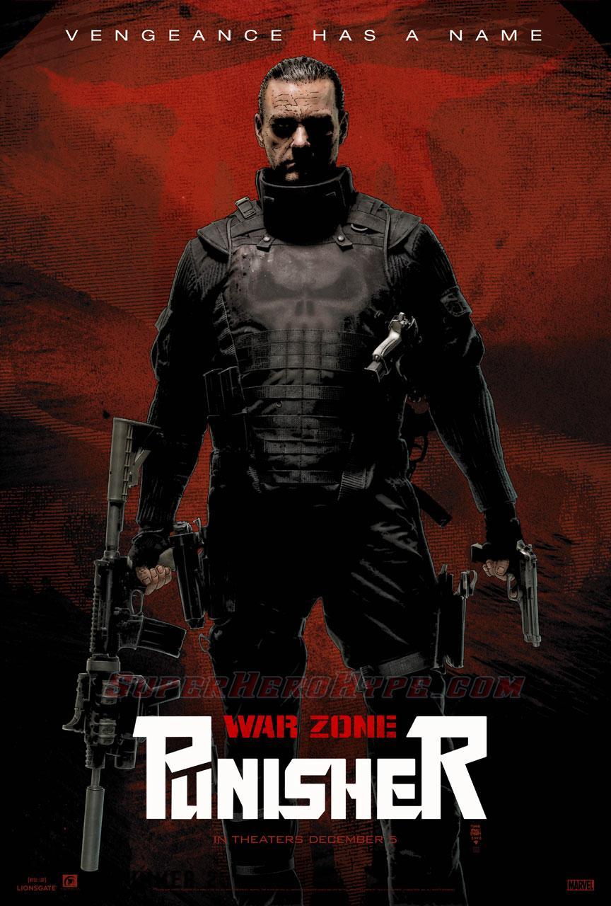 Punisher War Zone Online