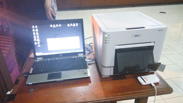 Sewa Printer Photo booth