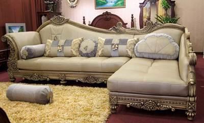 kursi sofa sudut jepara
