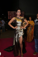 Shreya Saran in Skin Tight Golden Gown ~  Exclusive 057.JPG
