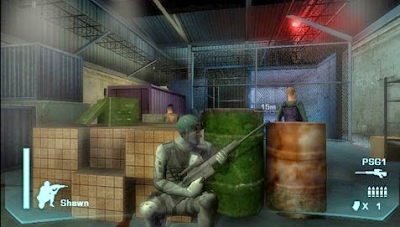 Tom Clancys Rainbow Six Vegas PSP