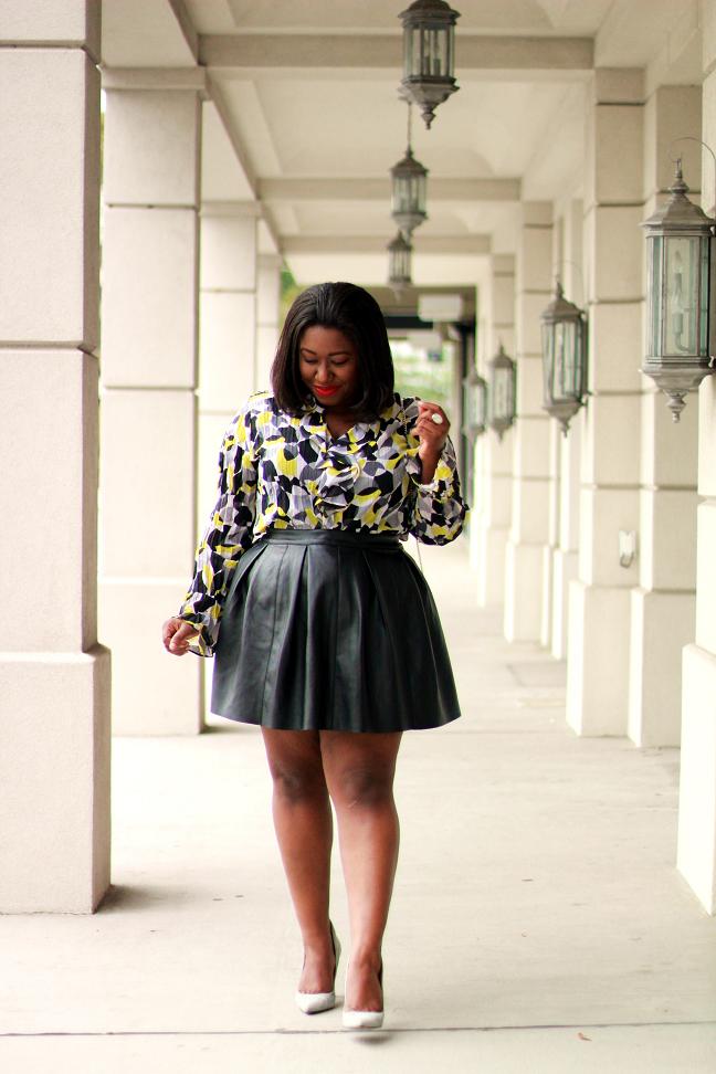 Plus Size Fall Fashion Blog