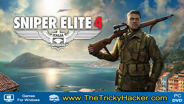Sniper Elite 4 Free Download Full Version Game PC