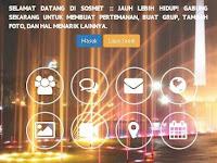 SOSMET: Sosial Media Indonesia Terpopuler