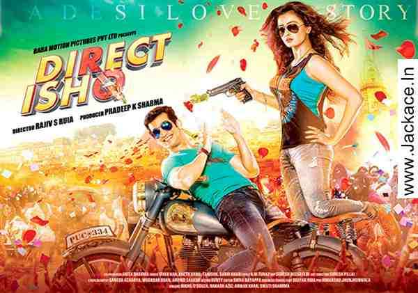 Direct Ishq First Look Poster 3