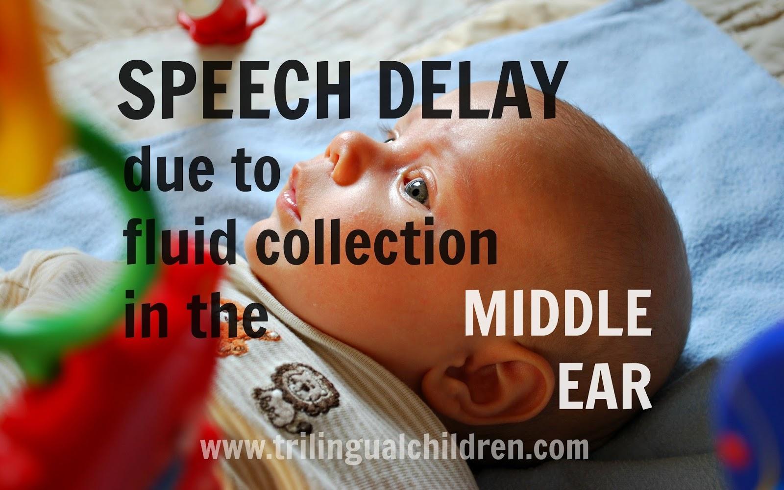 Speech delay at the kid