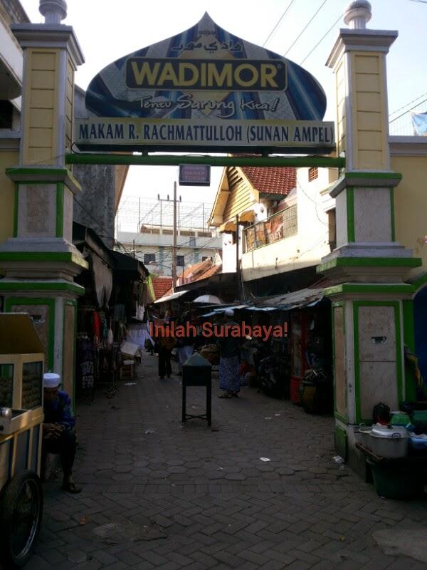 inilah surabaya kawasan wisata religi sunan ampel rh inilahsurabaya blogspot com