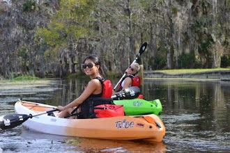Penny's Wekiva River Girls