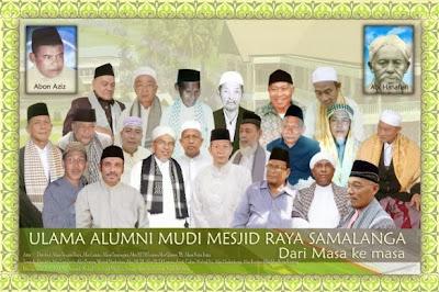 Kedudukan Ulama dalam Pembentukan Masyarakat Islam di Aceh