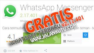 Aplikasi whatsapp gratis