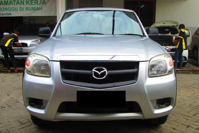 Eksterior Mazda BT-50