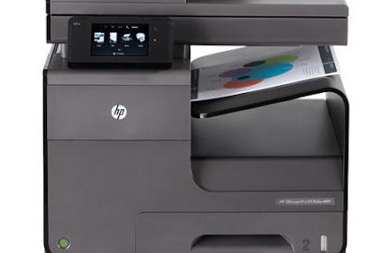 Descargar Driver HP Officejet Pro X476dw