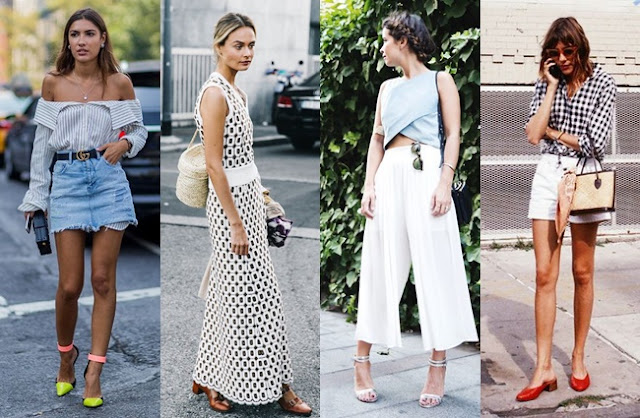 28 OUTFITS FOR SUMMER  Falling for A