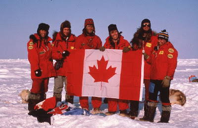 30 years ago, Steger and Schurke led historic dogsled trip to North Pole