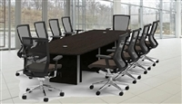 Affordable Powered Conference Table