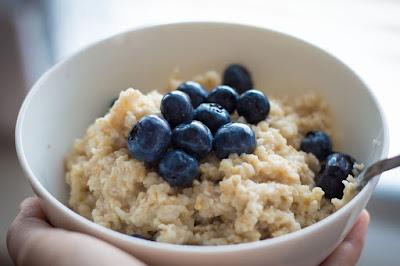 ricetta porridge freddo