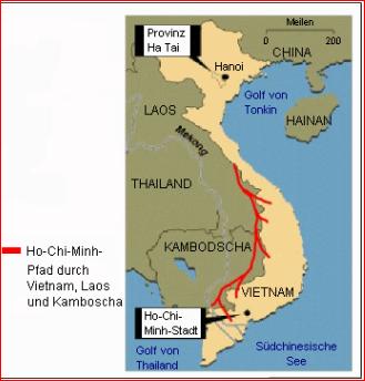 Vietnamkrieg Karte.Charme Vietnam Eine Trekking Tour Auf Dem Ho Chi Minh Pfad Ein