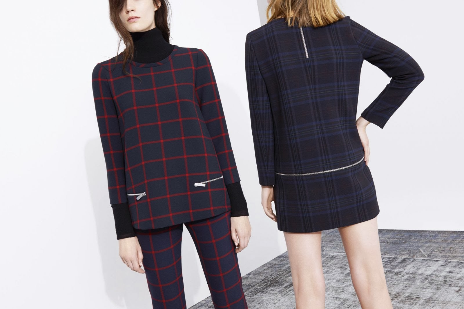 fashioncollectiontrend zara 2014 fall winter collection