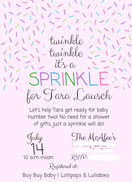 Piper Ellice Twinkle Twinkle It S A Sprinkle