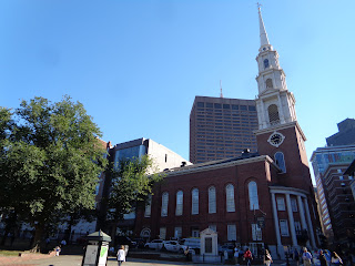 Park Street Church, Boston
