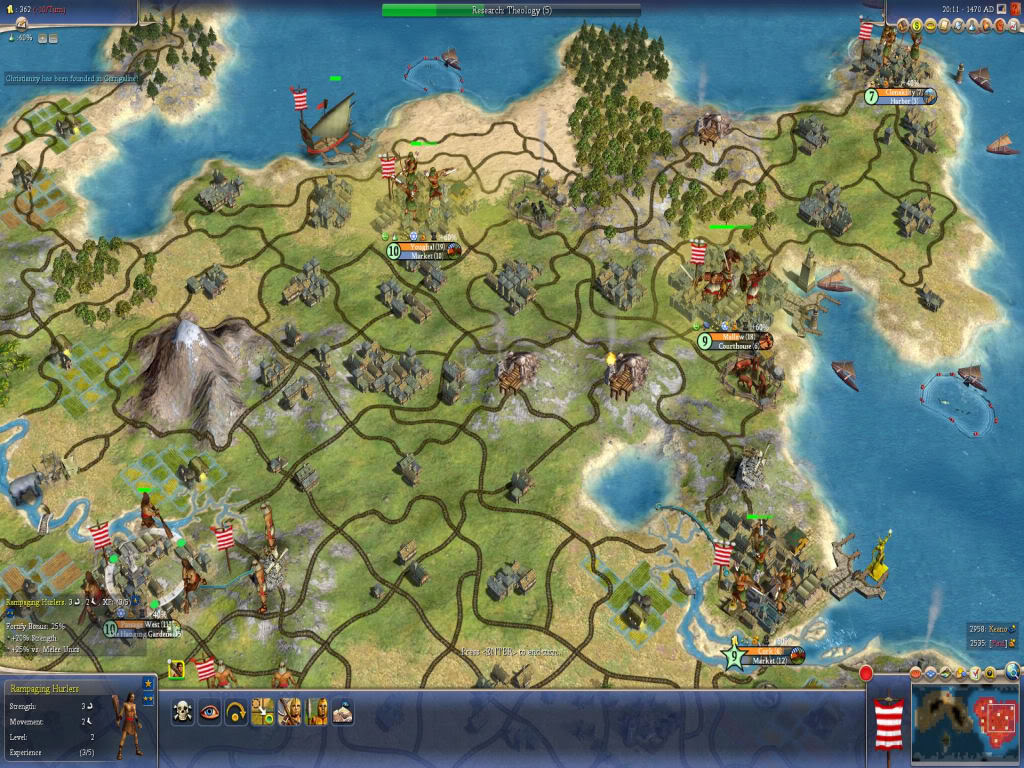 civilization 4 warlords full game free pc, download, play
