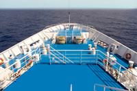 Pintura para cubiertas de barcos