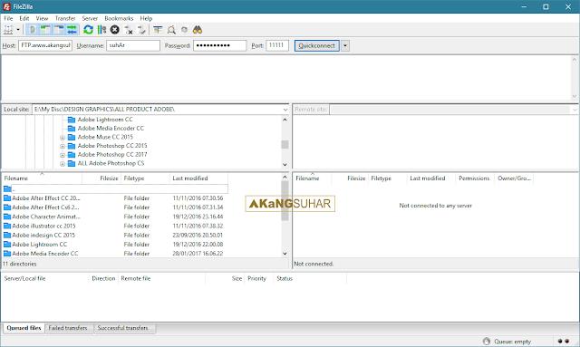 Download FileZilla 3.24.1 Final Terbaru