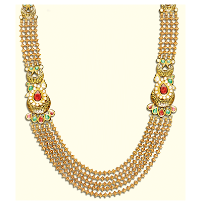 Complete South Indian Bridal Jewellery from Malabar Gold