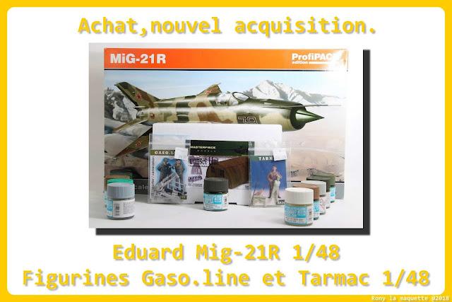 Achat à Paris- Quarter Kit et Euro-Maquette