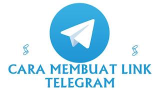 Cara Membuat Link Telegram Langsung Ke ruang Chat Jika di Klik