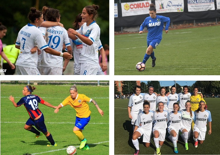 Coppa Italia: vittorie per Brescia CF, Agsm Verona ...