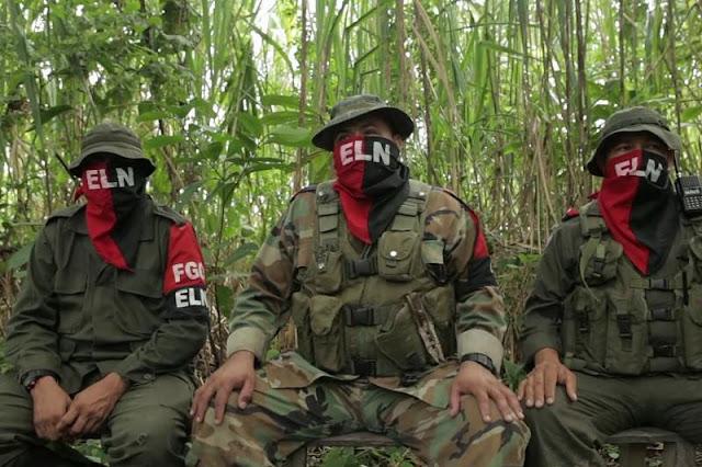 Venezolanos son utilizados por el ELN para perpetrar ataques terroristas